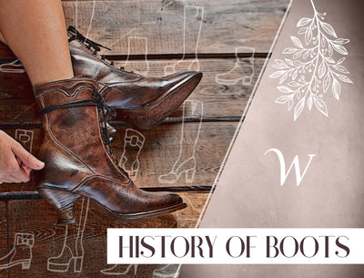 The History of Boots