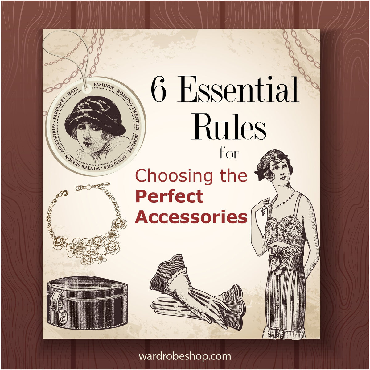 6 Essential Rules for Choosing the Perfect Accessories
