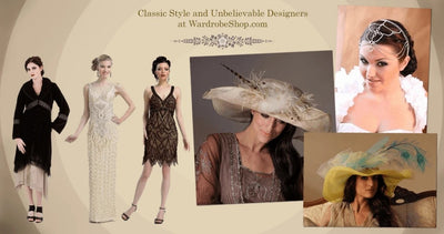 Classic Style and Unbelievable Designers at WardrobeShop.com