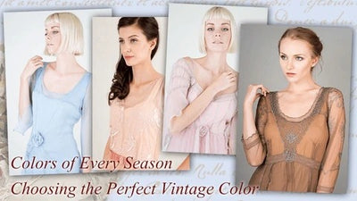 Colors of Every Season - Choosing the Perfect Vintage Color
