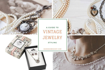 A Guide to Vintage Jewelry Styling