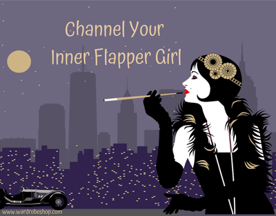 Channel Your Inner Flapper Girl