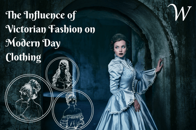 The Influence of Victorian Fashion on Modern Day Clothing