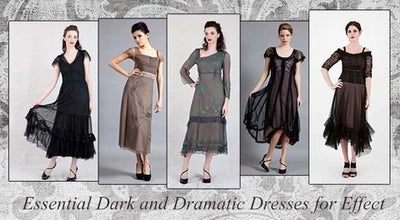 Gothic Party Dresses