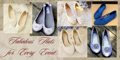 The Newest and Greatest Wedding Flats for Spring