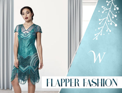 Flapper Fashion & Beauty Tutorial