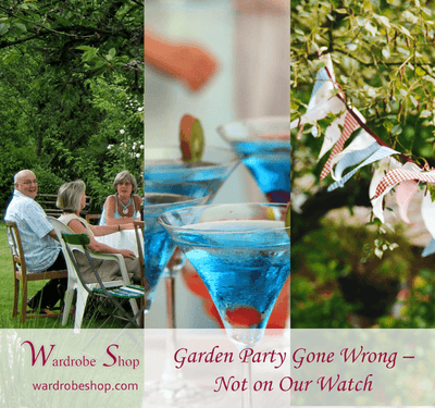 Garden Party Gone Wrong – Not on Our Watch