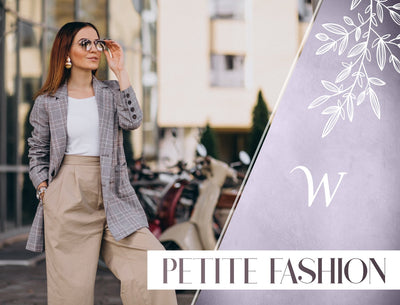 A Petite Women Guide to Vintage Shopping