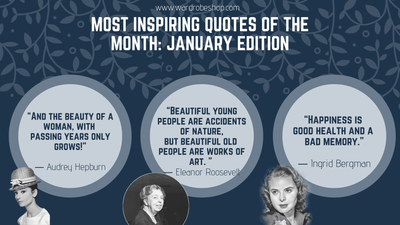 Most Inspiring Quotes of the Month: January 2020 Edition