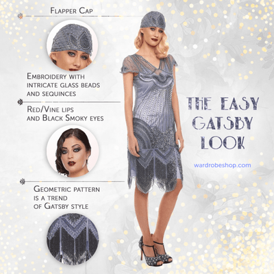 The easy Gatsby look in 3 simple steps