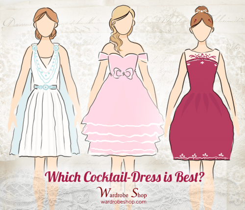 Which Cocktail Dress is Best for 1920s Themed Party?