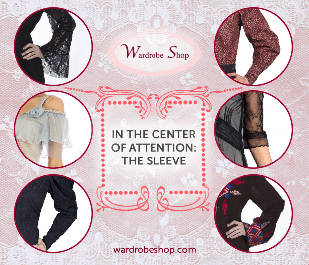 In the Center of Attention: The Sleeve