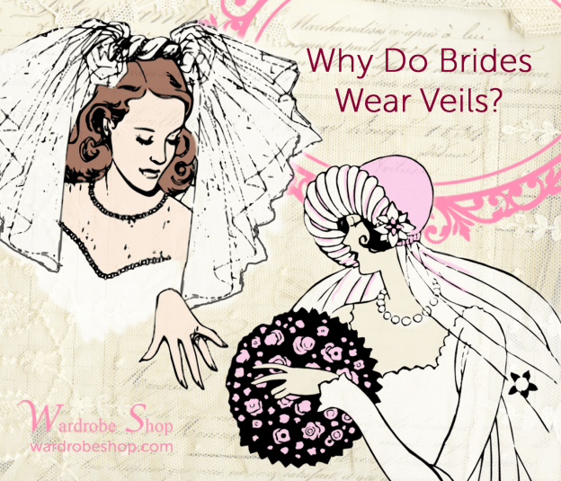 Reasons Why Do Brides Wear Veils