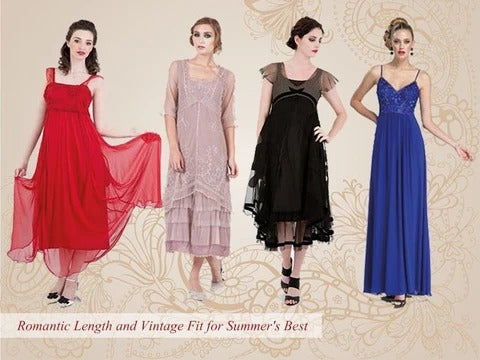 Long Dresses for Summer