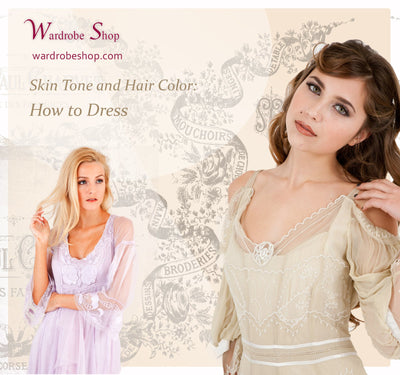 Skin Tone and Hair Color: How to Dress