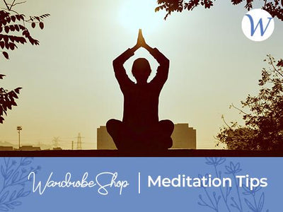 WardrobeShop Meditation Tips