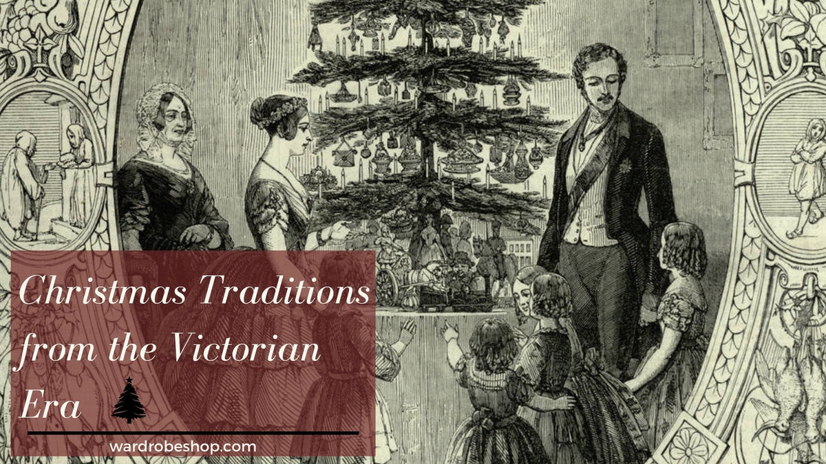 Victorian Era Christmas Traditions