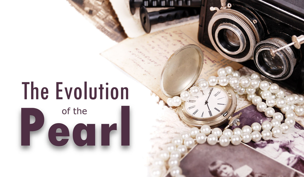 evolution of the pearl