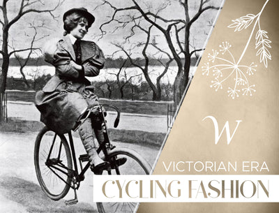Victorian Era Cycling Fashion
