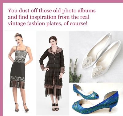 Style tips from a girl who knows Plus Size Gatsby Dresses