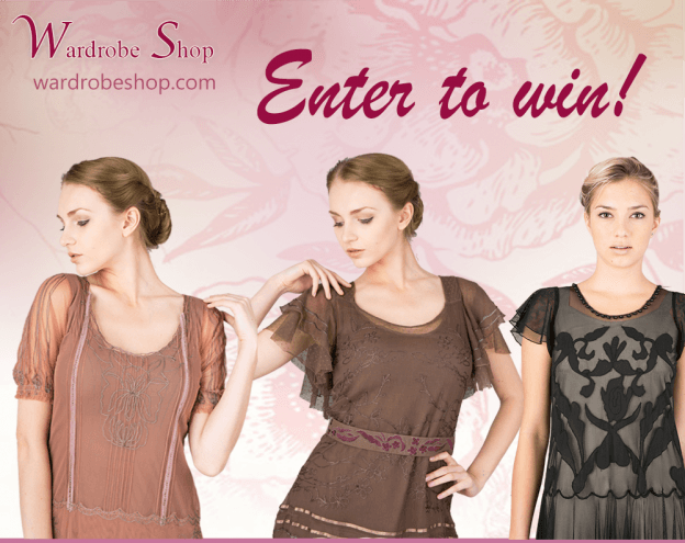 Win A Nataya Vintage Dress From Us