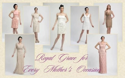 Mother of the bride Dresses by Sue Wong