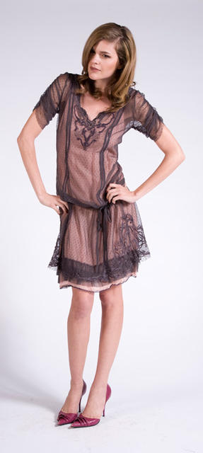 The 1920's style dresses by Nataya