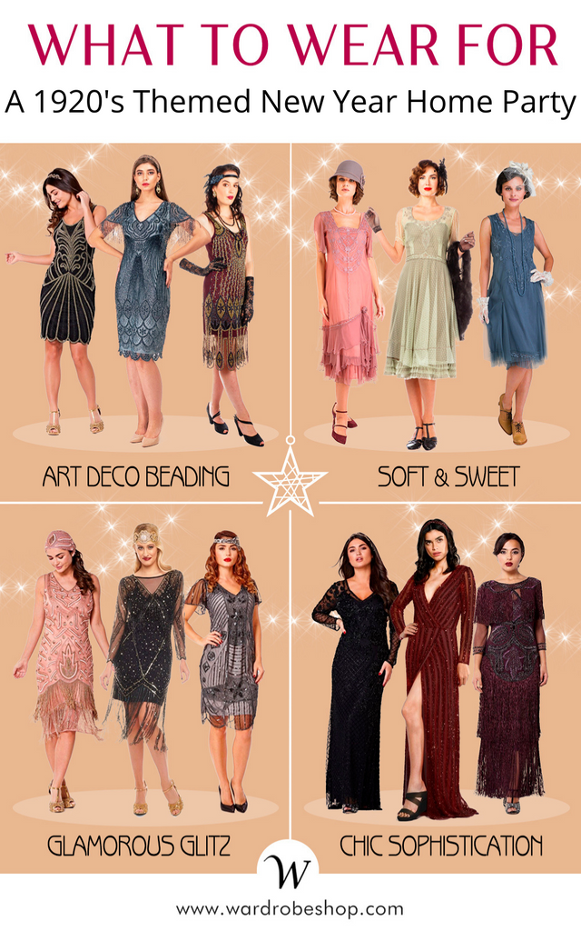 20s Party Dresses for holiday