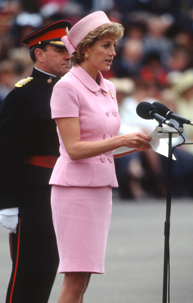 Princess Diana First Lady Inspired