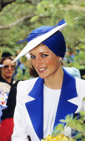 Princess Diana Middle Eastern Glam
