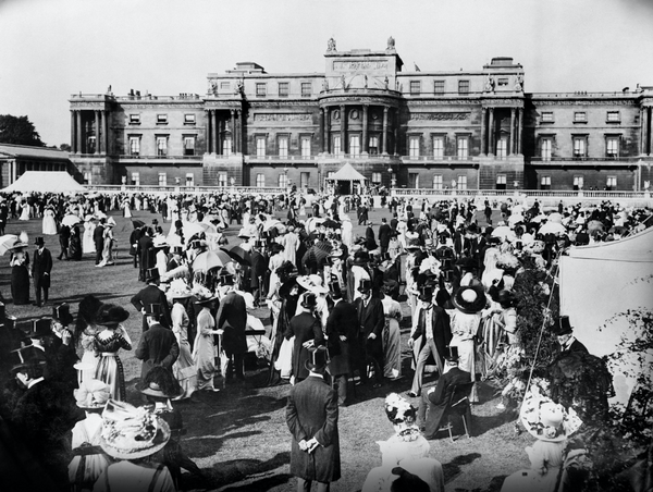 Royal Garden Parties