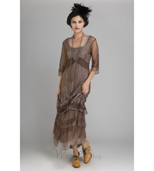al-2101-titanic-tea-length-dress-ashchocolate