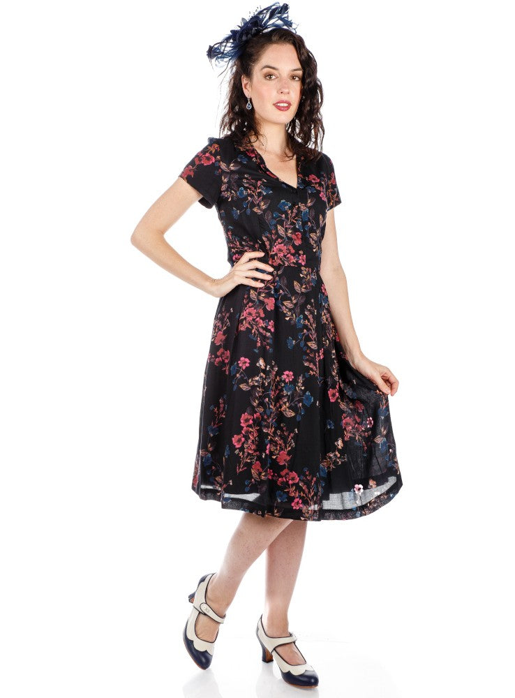 Hannigan Dress in Multi