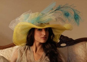 Vintage Style Headpieces and Vintage Inspired Hats at WardrobeShop