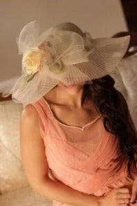 Lady Anna Hat by Louisa Voisine Millinery