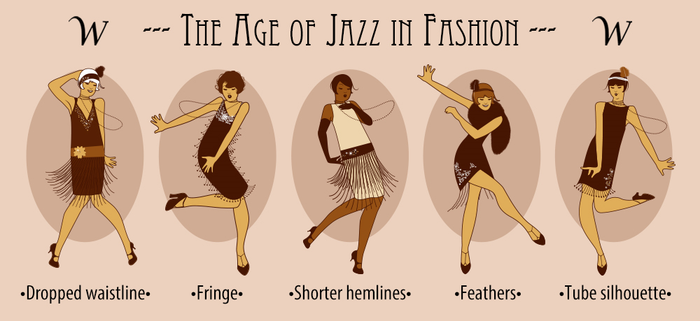 The Age of Jazz in Fashion
