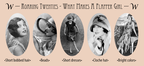 The Age of the Flapper Girl