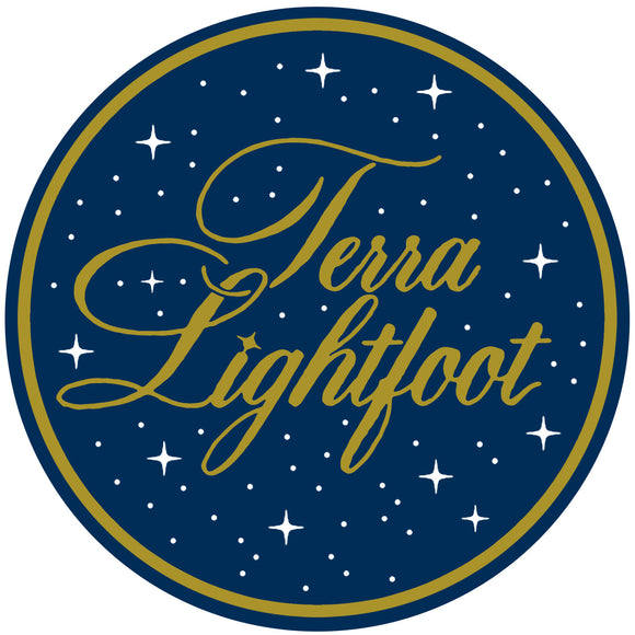 Terra Lightfoot - Consider the Speed Sticker