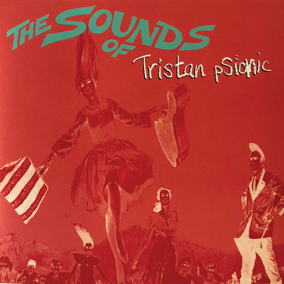 Tristan Psionic - The Sounds of Tristan Psionic