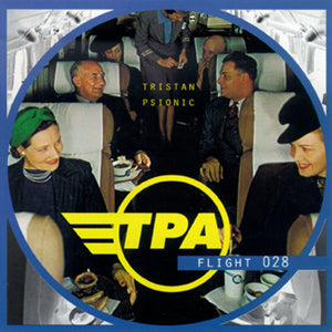 Tristan Psionic ‎- TPA Flight 028 CD