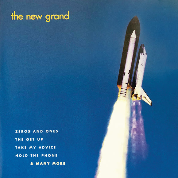 The New Grand - The New Grand CD