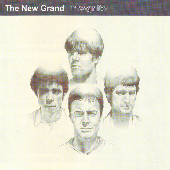 The New Grand - Incognito CD