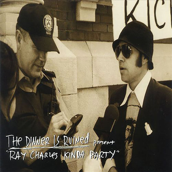 The Dinner Is Ruined - Ray Charles Kinda Party CD