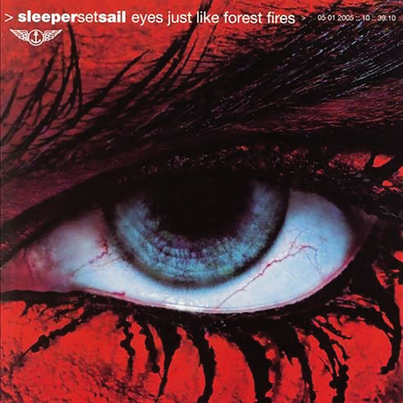 Sleeper Set Sail – Eyes Just Like Forest Fires CD