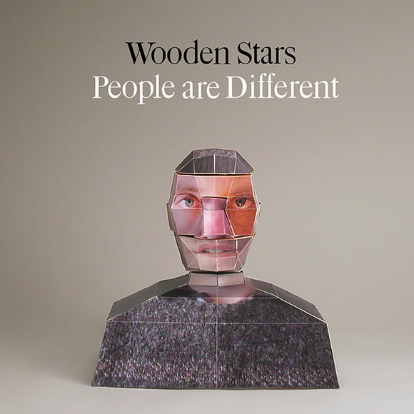Wooden Stars ‎- People Are Different CD