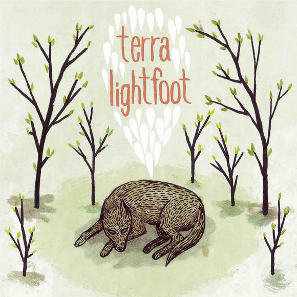Terra Lightfoot - Terra Lightfoot LP