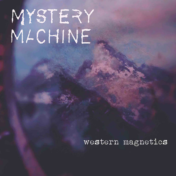 Mystery Machine - Western Magnetics CD