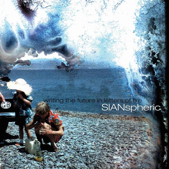 SIANspheric - Writing the Future in Letters of Fire 2LP