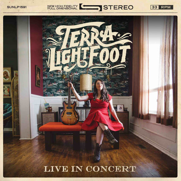 Terra Lightfoot - Live In Concert CD