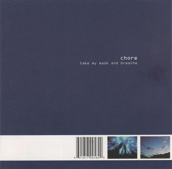 Chore ‎– Take My Mask And Breathe CD